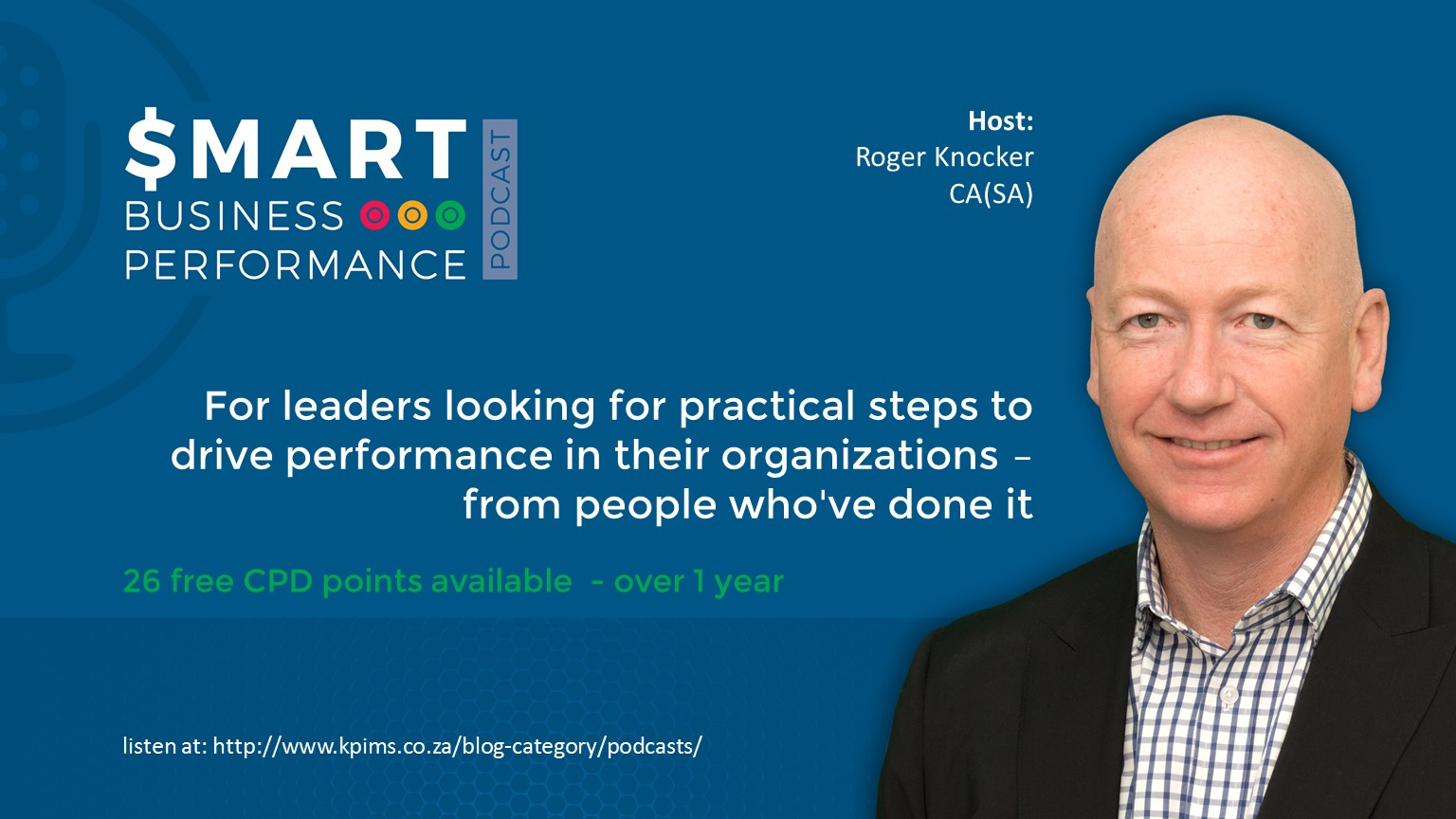 Smart Business Performance Podcast Ad