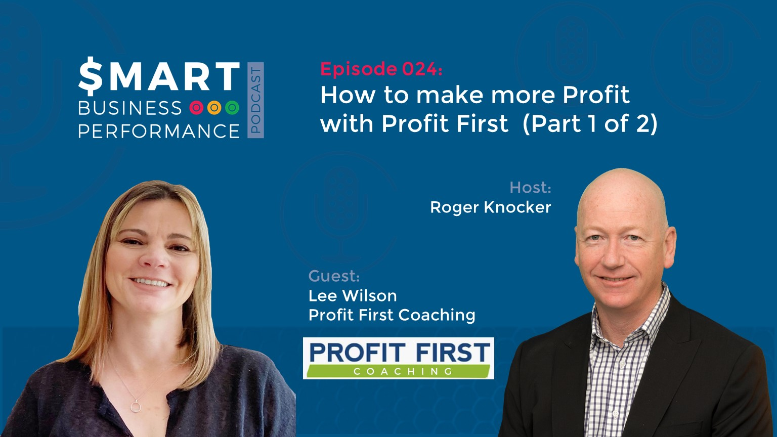 SBP024 How to make more Profit with Profit FIrst Part 1